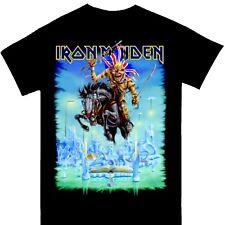 More details for iron maiden - tour trooper european tour 2014 official licensed t-shirt