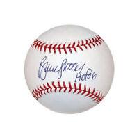 Bruce Sutter signed Official Major Baseball HOF 06 (Cubs/Cards/Braves)- MAB HOLO