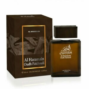 Oudh Patchouli (100ml EDP) - Arabian Perfume Oud Spray by Al Haramain