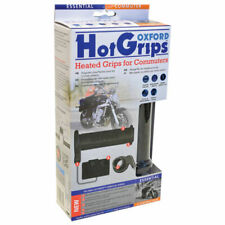 OXFORD 302OF771 Motorcycle Hotgrips Essential Commuter - Black