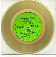 OUTLINE - HOW CAN I GET OUT? / SLEEP 1981 OZ RARE YELLOW VINYL NON LP TRACKS