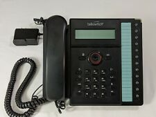 TalkSwitch TS-450i IP Phone with Stand & Pwr Adapter - Works Nice!