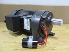 Sesame G12H-400G-60 PRECISION GEAR MOTOR 400W//1PH//110V//220V//4P//Ratio 1:60