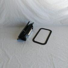 Black Aluminum Popup Roof Vent  Horse Trailer Air Flow Low Profile & gasket