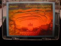 1992 Silverstar Holograms NNO Dodger Stadium 30th Anniversary