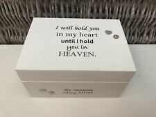 Personalised In Memory Of Box Loved One ~ MUM ~ MAM ~ any Name Bereavement Loss