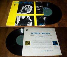 JACQUES DUFILHO - Enregistrement Public A La Galerie 55 LP 25CM Philips 60'