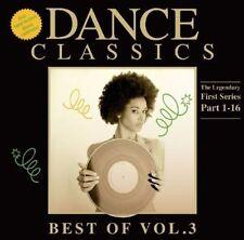 DANCE CLASSICS - BEST..3 NEW CD
