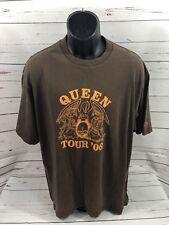 Queen Tour 2006 T-Shirt Size Xl