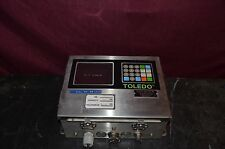 Mettler Toledo Scale 8142-1005 120VAC Digital Operator Panel 1000 LB