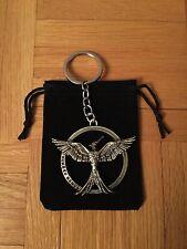The Hunger Games Mockingjay Big Keychain