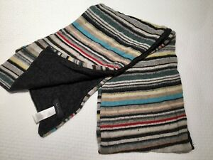 Mens Paul Smith Stripped Scarf.
