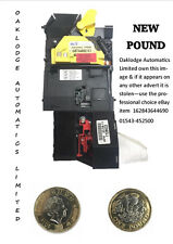 NEW £1 COINS MECH UPDATES FOR FRUIT OR GAMING MACHINES AND POOL TABLES