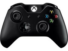 Xbox One Refurbished Black Wireless Controller, All Parts Working