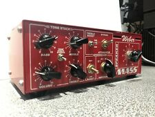 WEBER MASS Speaker Attenuator Power Soak Guitar Cabinet Amp 100W