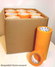 6x Goldband // 50mm x 50m // Soft Tape Abdeckband Washi Tape // Markenqualität