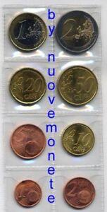 CIPRO onete in euro dal 2008 FDC / Scegli quelle che ti interessano