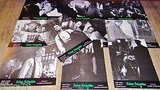 LE FAUX COUPABLE ! Alfred Hitchcock  10 photos cinema rare grand format 34x24cm