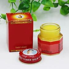 Vietnam Gold Tower Balm Ointment Pain Relieving Patch Massage Neck Arthritint #U