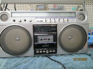 Panasonic RX-5085 Boombox Very Nice  Working Condition