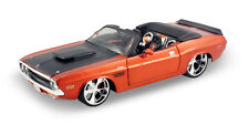 Maisto 1:24 1970 Dodge Challenger R/T Diecast Model Sports Racing Car Vehicle