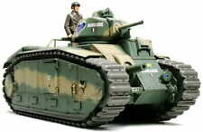 Tamiya 35282 French Battle Tank B1 bis