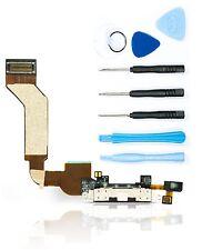 teparto Dock Connector für iPhone 4S (Ladebuchse, USB-Anschluss) mit Werkzeugset