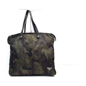 Prada Tote Bag  Multi Color Nylon 2000930