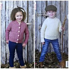 ddef34250 Aran Cable Knit Cardigan in Crocheting   Knitting Patterns for sale ...