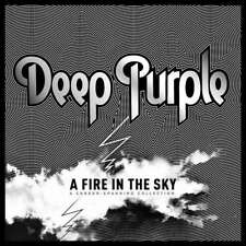 DEEP PURPLE A FIRE IN THE SKY TRIPLO CD NUOVO SIGILLATO