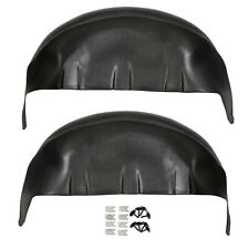 Rear Wheel Well Guards Flaps Fender Liners 2017-2019 Ford F-250 F-350 Super Duty
