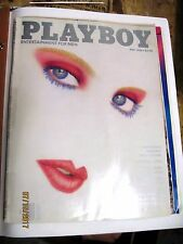 Vintage Collection of Playboy/Penthouse Magazine Centerfolds '70, '80', 90's,etc