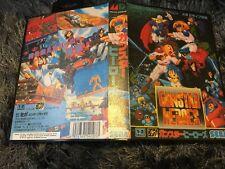 GunStar Heroes SEGA Mega Drive JAP Version - Custom Game - Grade AAA+++