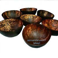 Eco friendly Organic Coconut Bowl, Handmade Coconut Bowl, Natural coconut shell