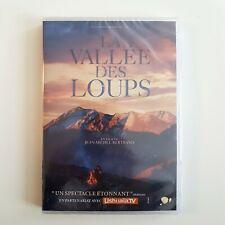 LA VALLEE DES LOUPS ♦ DVD NEUF ♦ SPLENDIDE ! par J-M. BERTRAND
