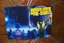 Borderlands: The Pre-Sequel - Steelbook G1 RARE