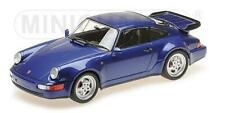Minichamps 1:18 Porsche 911 Turbo (964) - 1990 - blue