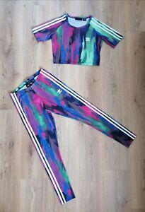 Adidas x Pharrel Williams Retro Camo Outfit small size