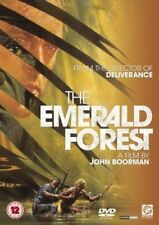 The Emerald Forest - (New DVD) Powers Boothe Meg Foster William Rodriquez Yara Y