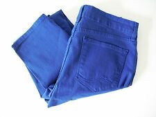 NYDJ Not Your Daughter's Jeans Skinny Ankle Jeans Havana Blue Sz 6 - NWT