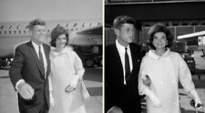 Jackie Kennedy Moments In Time Series (2) from Negative RareOriginal Photos n101