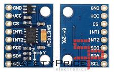 ADXL345 Acelerometro 3 ejes SPI e I2C - ARDUINO 3-Axis Accelerometer Gy-291 SP