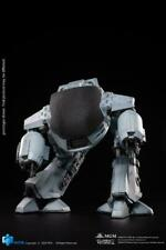 Presale HIYAToys 1/18 LR0077 ROBCOP 1 ED209 doll Sound 15cm Action Figure Dolls