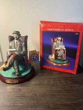 """Lawyer"" Emmett Kelly Jr. Professional Series by Flambro #9616"