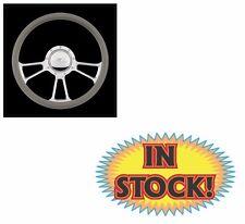 """Billet Specialties Vintec 15.5"""" Half Wrap Steering Wheel Only 34425"""
