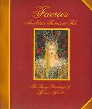 Faeries and Other Fantastical Folk by Maxine Gadd Hardcover