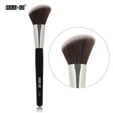 1Pcs Big Angled Tip Blush Makeup Brush Loose Powder Foundation Contour Blusher