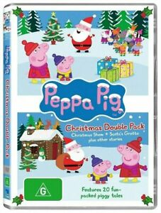 Peppa Pig - Christmas Double Pack DVD