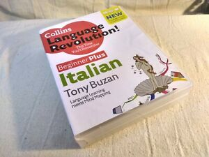 Italian Beginner Plus Collins Language Revolution 2 CD's & Book, 2009 Learning
