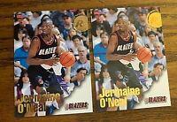 1996 - 1997 Skybox #306 Jermaine O'Neal RC - Blazers (2)